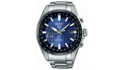 Seiko Astron SBXB159 / SSE159 GPS Solar World-Time