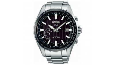 Seiko Astron SBXB161 / SSE161 GPS Solar World-Time