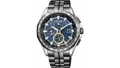 Citizen Attesa AT9105-58L Eco-Drive Radio Wave Titanium Limited 1,500