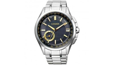 Citizen Attesa CC3010-51G Eco-Drive Satellite Wave F150