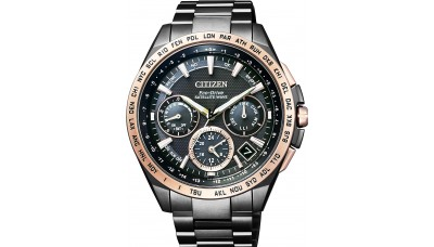 Citizen ATTESA CC9016-60E Eco-Drive SATELLITE-WAVE F900 Limited 1,300