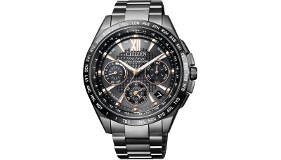 Citizen ATTESA CC9017-59G Eco-Drive SATELLITE-WAVE F900