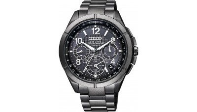 Citizen Attesa CC9075-52F F900 Eco-Drive Satellite Wave GPS