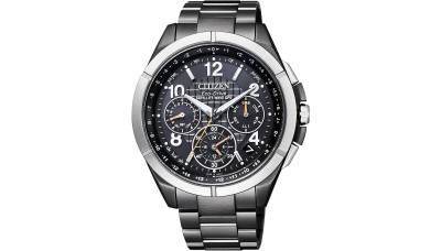 Citizen ATTESA CC9075-61E Black Titanium Satellite Wave