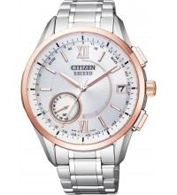 Citizen EXCEED CC3054-55A Eco-Drive SATELLITE-WAVE F150 Made in Japan