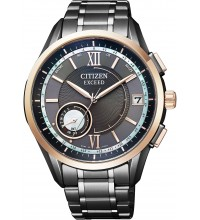 Citizen EXCEED CC3055-52F Eco-Drive SATELLITE-WAVE F150 Limited 500