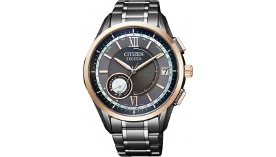 Citizen EXCEED CC3055-52F Eco-Drive SATELLITE-WAVE F150
