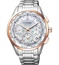 Citizen EXCEED CC9054-52A Eco-Drive SATELLITE-WAVE F900 Chronograph