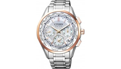 Citizen EXCEED CC9054-52A Eco-Drive SATELLITE-WAVE F900