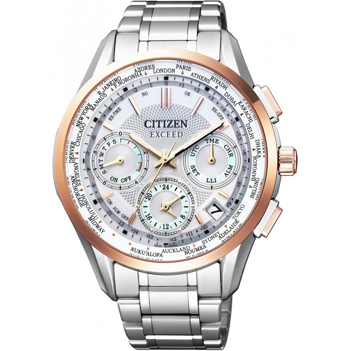 Citizen SATELLITE WAVE CC9054-52A EXCEED