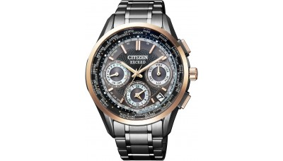 Citizen EXCEED CC9055-50F Eco-Drive SATELLITE-WAVE F900 Chronograph Limited 500