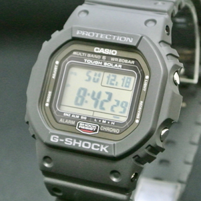 Casio G-Shock GW-5000-1JF Multi Band 6