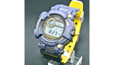 CASIO G-SHOCK GWF-D1000NV-2JF Master of G FROGMAN Master in NAVY BLUE