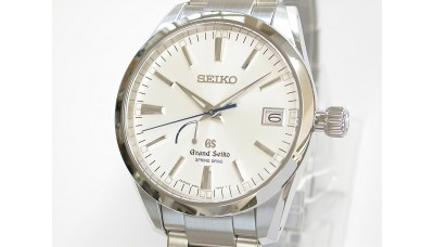 Grand Seiko SBGA099 9R Spring Drive Stainless Steel