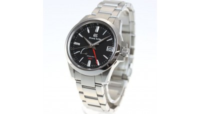Grand Seiko SBGE213 9R Spring Drive GMT Stainless Steel