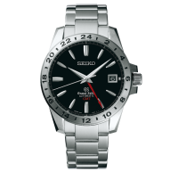 Grand Seiko SBGM027 9S Mechanical GMT Stainless Steel