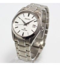 Grand Seiko SBGX067 9F Quartz Bright Titanium