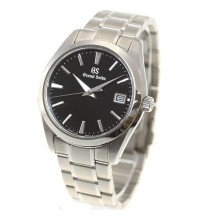 Grand Seiko SBGV231 9F Quartz Titanium 2017 New
