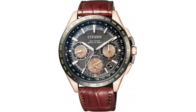 Citizen Attesa CC9016-01E Eco-Drive Satellite Wave F900