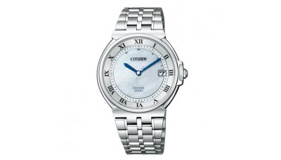 CITIZEN EXCEED AS7070-58A Eco-Drive Radio Controlled Made in Japan
