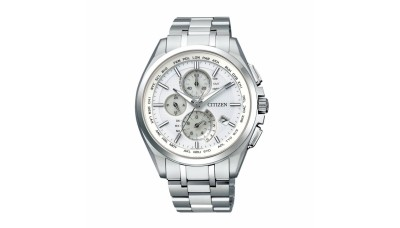Citizen Attesa AT8040-57A Eco-Drive Radio Controlled Made in Japan