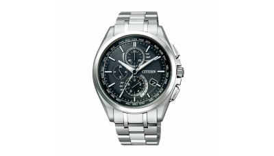 Citizen Attesa AT8040-57E Eco-Drive Radio Controlled Made in Japan