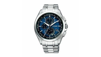 Citizen Attesa AT8040-57L Eco-Drive Radio Controlled Made in Japan