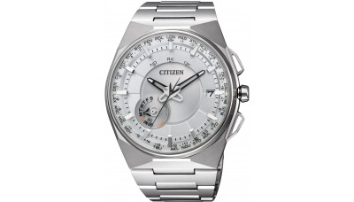 Citizen CC2001-57A Satellite Wave Eco-Drive F100