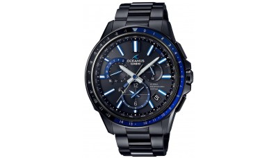 Casio Oceanus OCW-G1100B-1AJF GPS Hybrid Solar Radio Watch Men's Japan