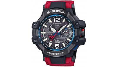Casio G-SHOCK GPW-1000RD-4AJF GRAVITYMASTER RESCUE RED Japan Made