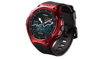 Casio Smart Outdoor Watch WSD-F10RD Red 2016 New Model