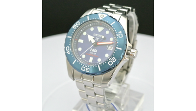 Seiko Prospex SBDN035 PADI Collaboration Diver Solar 200m ladies
