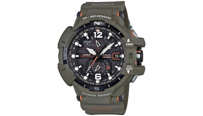 Casio G-Shock GW-A1100KH-3AJF GRAVITYMASTER Master in OLIVE MULTIBAND 6