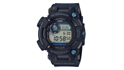CASIO G-SHOCK GWF-D1000B-1JF Master of G FROGMAN MULTIBAND 6