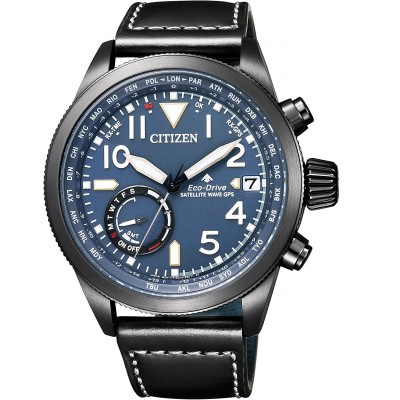 Citizen Promaster CC3067-11L F150 Eco-Drive GPS Satellite Waves
