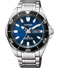 Citizen Promaster NY0070-83L Mechanical 200m Diver Japan MOV'T