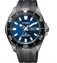Citizen Promaster NY0075-12L Mechanical 200m Diver Japan MOV'T