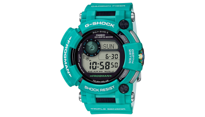 CASIO G-SHOCK GWF-D1000MB-3JF Master of G FROGMAN 2017 New